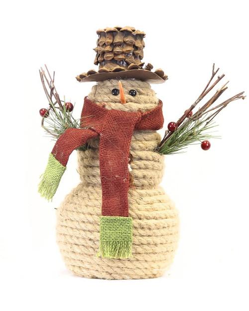 "11.42"" Snowman (Natural)"