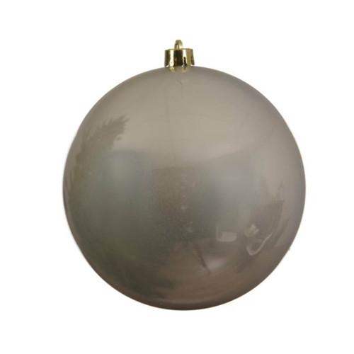 Pearl Shatterproof Christmas Ornaments - 14cm Diameter
