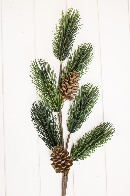 "42"" Hawthorn Pine Branch Christmas Tree Sprays"
