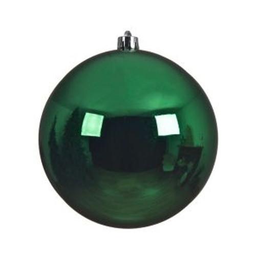 Holly Green Shatterproof Christmas Ornaments - 20cm Diameter