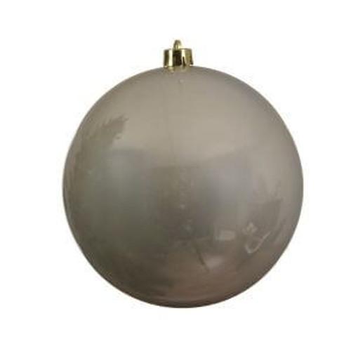 Pearl Shatterproof Christmas Ornaments - 20cm Diameter