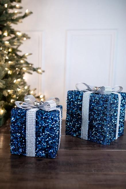 """8"""" Glitter Jewel Nest Package"""