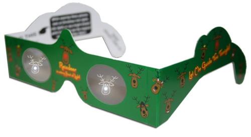 3D Specs Reindeer
