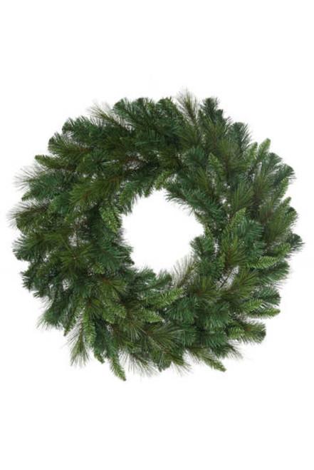 """Wreath - 36"""" Unlit Beligum"""