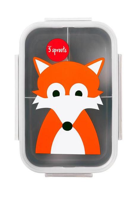 3 Sprouts Fox Bento Box Giftable