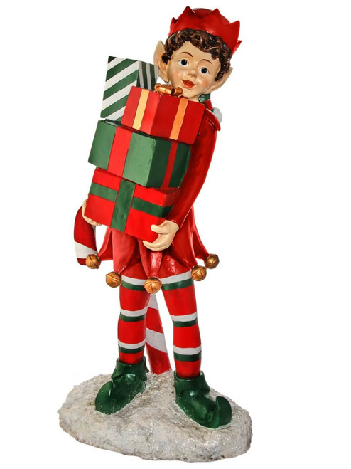 """48"""" Resin Elf Holding Packages"""