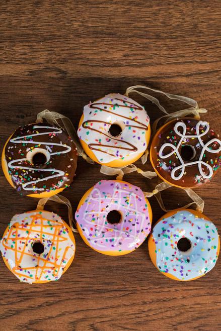 Sweet Shoppe Donut Ornament