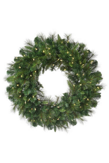 "30"" LED Deluxe Belgium Wreath"