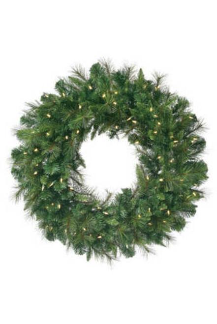 "60"" LED Belgium Wreath (Warm White)"