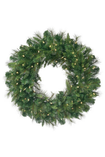 "48"" LED Belgium Mix Wreath"