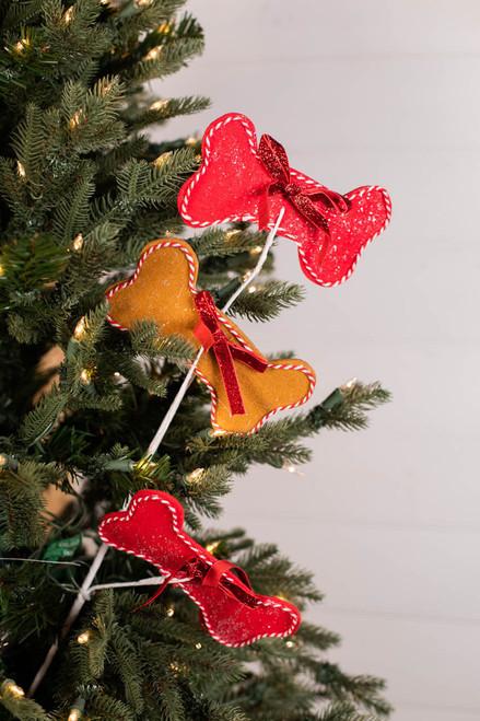 """27"""" Dog Themed Christmas Decor"""