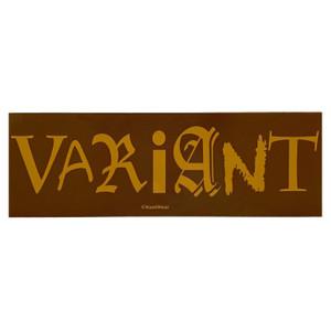 Loki Bumper Sticker Variant