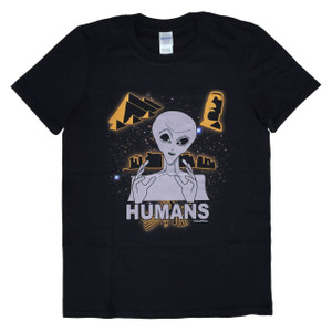 Ancient Aliens Inspired T-Shirt: Humans