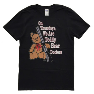 Supernatural T-Shirt: On Thursdays We're Teddy Bear Doctors