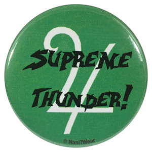Sailor Moon Button Sailor Jupiter Supreme Thunder