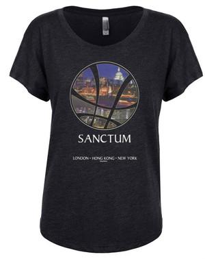 Doctor Strange Women's Dolman T-Shirt Sanctum