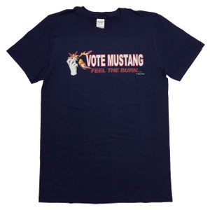 Fullmetal Alchemist T-Shirt Vote Mustang Feel the Burn