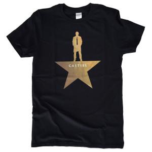 Supernatural Castiel Hamilton Mash-Up Geek T-Shirt