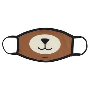 Cosplay Bear Girl-Boy Face Mask