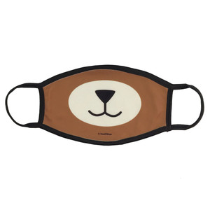 Cosplay Bear Girl-Boy Face Mask