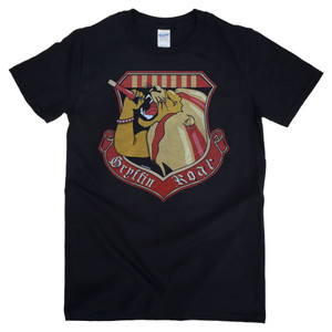 Harry Potter Gryffindor House Geek T-Shirt GryffinRoar