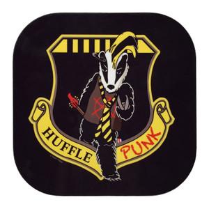 Harry Potter Hogwarts House Geek Coaster Hufflepunk