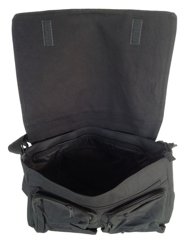 SuperWhoLock Large Messenger/Laptop Bag