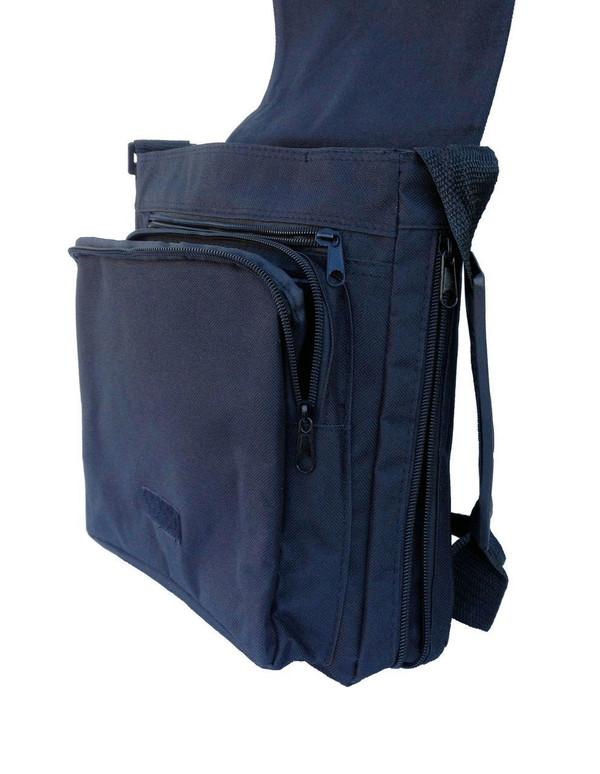 Doctor Who Inspired Medium Messenger Bag: Pull to Open