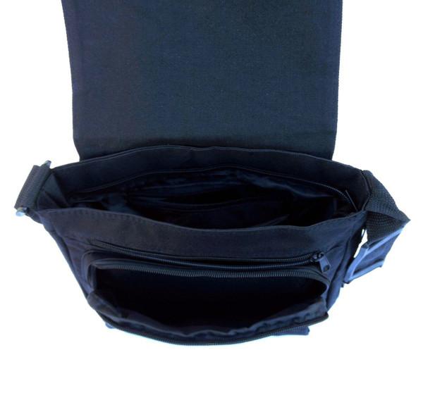 Supernatural Inspired Medium Messenger Bag: Carry On Wayward Son