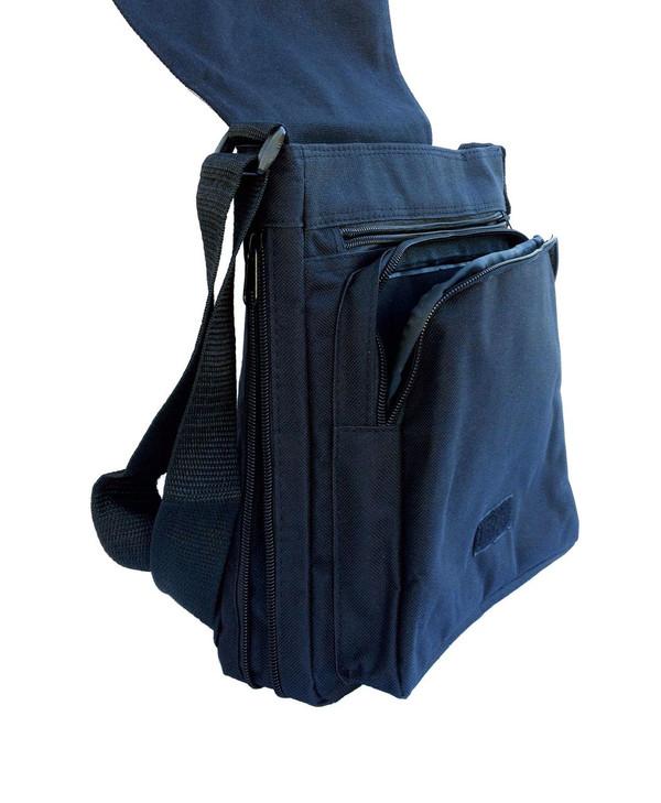 SuperWhoLock Medium Messenger Bag