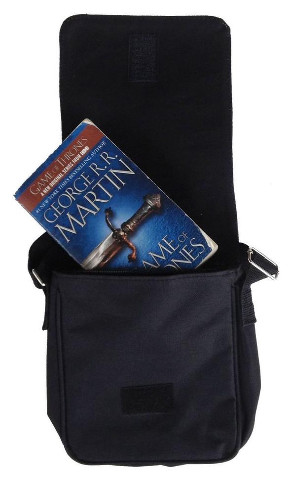 Sherlock Small Messenger Bag: I am SHERlocked