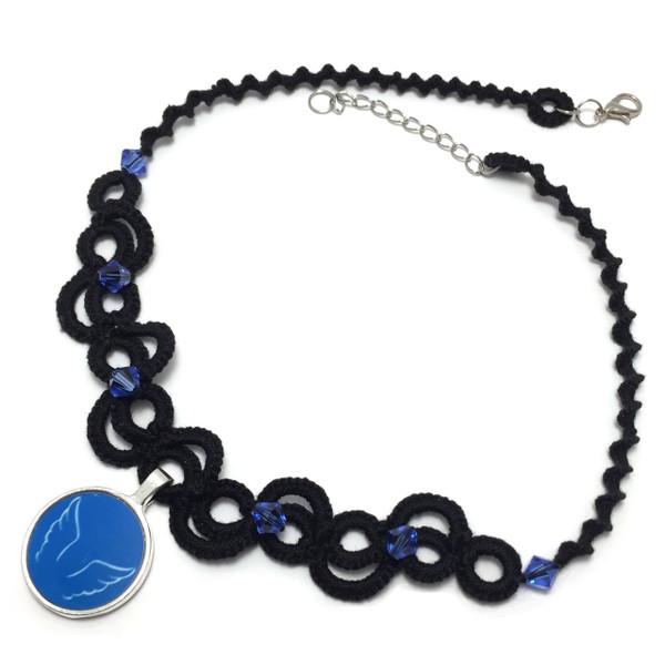 Supernatural Castiel Choker Necklace