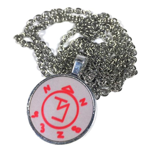 Supernatural Necklace with Pendant Angel Banishing