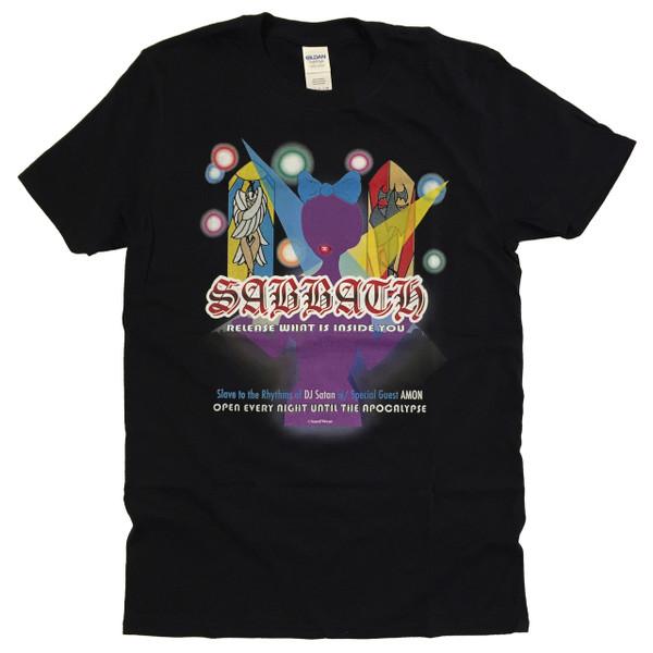 Devilman Crybaby Inspired T-Shirt Sabbath