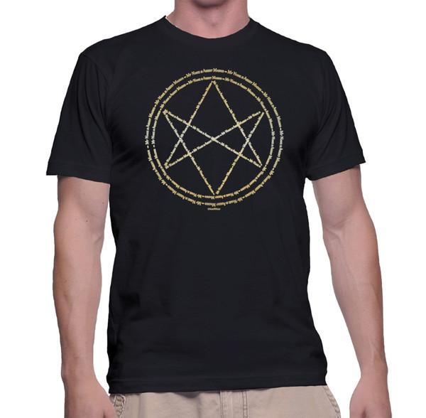 Supernatural T-Shirt Men of Letters My Name is Albert Magnus