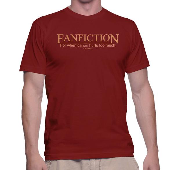 Geek Fan T-Shirt Fanfiction