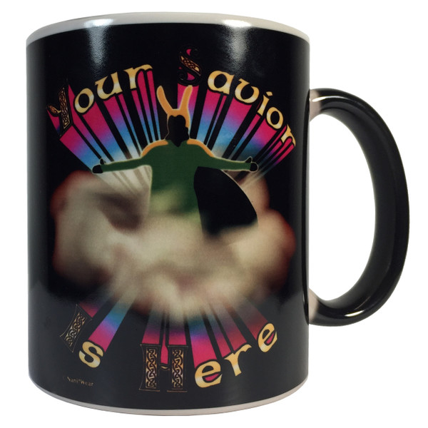 Ragnarock Loki Inspired Double-Sided Color Change Mug