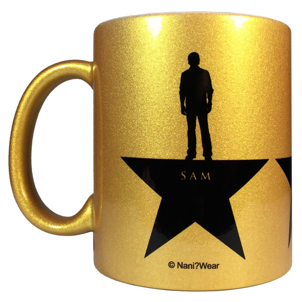 Supernatural Hamilton Mug Mash-Up