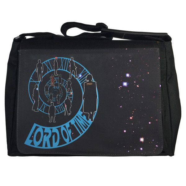 Doctor Who Large Messenger/Laptop Bag Lord of Time