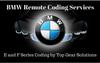 BMW Remote Coding Services for BMW  E F G I Series