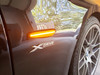 HPB BMW E90 / E92 / E82 / E60 Sequential Smoked LED Side Markers - Amber