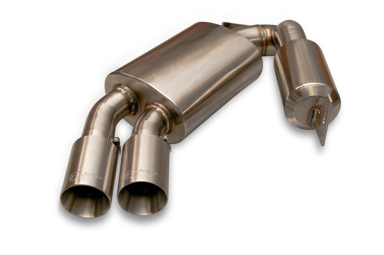 Active Autowerke Signature Exhaust Bmw 328i N52 E90 E92