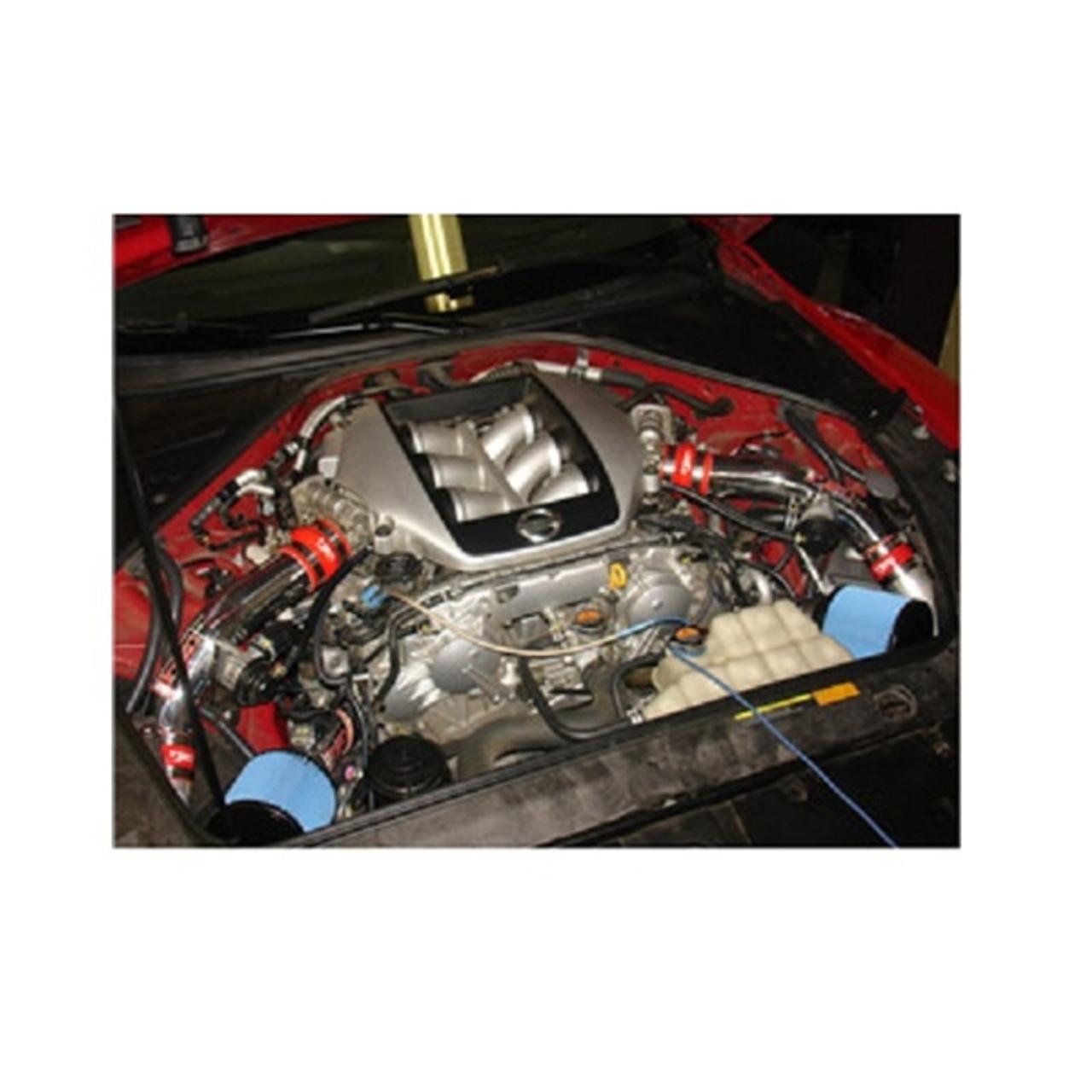 Injen SP Series Black AL Cold Air Intake for Hyundai Genesis Coupe 2.0T 13-14