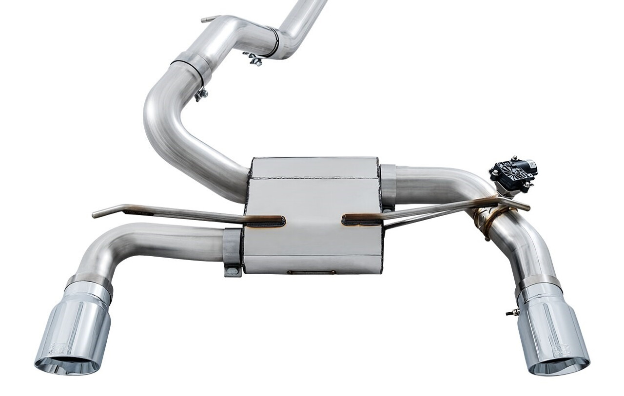 AWE Tuning Ford Focus RS Cat Back Exhaust
