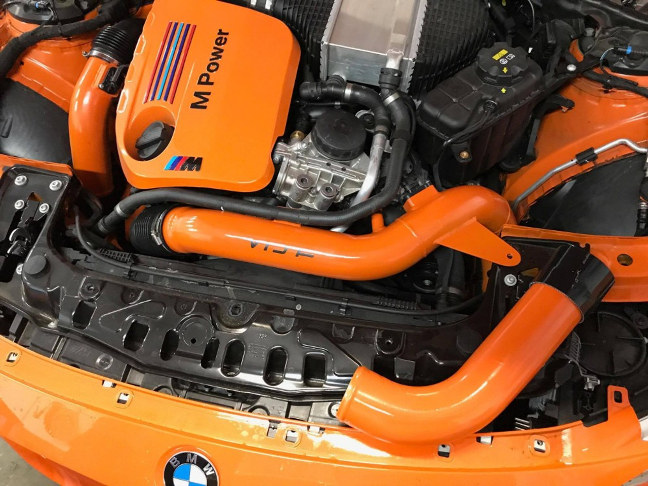 VRSF Front Facing Air Intakes 2015-2019 BMW M3 & M4 F80 F82 S55
