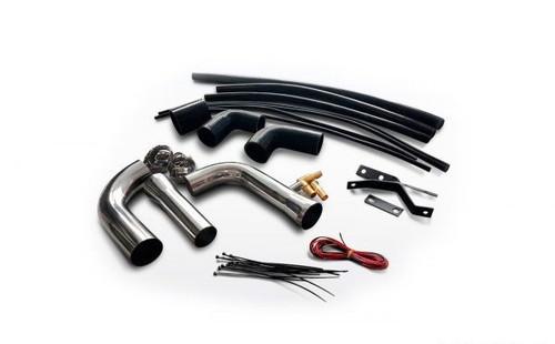 VRSF Stainless Steel High Flow Inlet Intake Kit N54 07-10 BMW 335i / 08-10 BMW 135i
