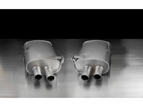 Borla Axle Back Exhaust (ATAK) 11802, 11802, BMW E90 / E92 M3