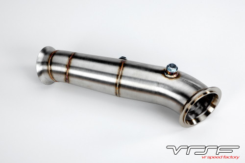 VRSF F Series N55 Catless Downpipe for 2013-2016 BMW 335i / 435i / M135i / M235i F30 F32 F22