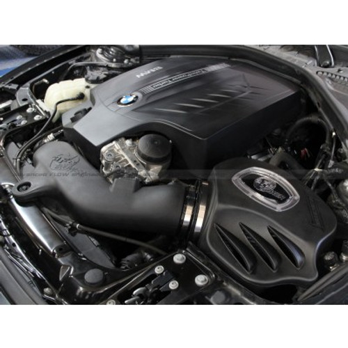 AFE Momentum Stage 2 Si Intake (Dry) 51-82202, 2013-2015 BMW M235i / 335i /  435i (N55)