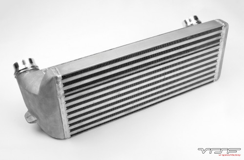 "VRSF 5"" Stepped HD Intercooler Upgrade Kit for 12-18 F20 & F30 228i/M235i/M2/328i/335i/428i/435i N20 N26 N47 N55"
